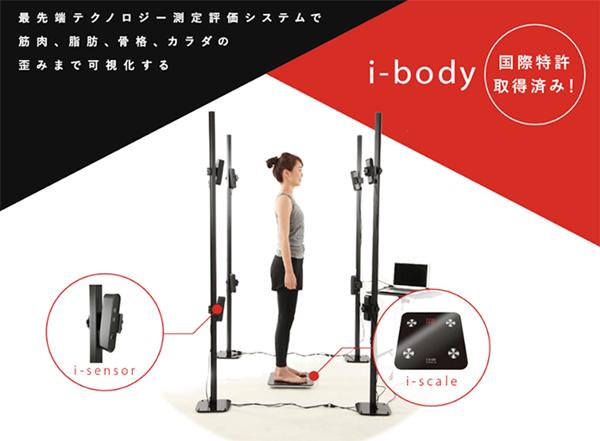 i-body測定器具