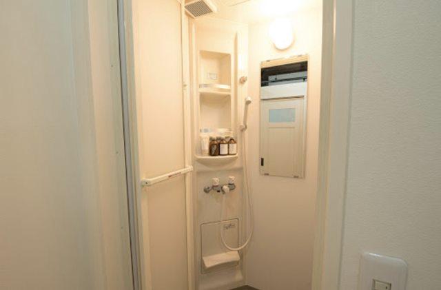 ビヨンド池袋ジムのシャワールーム
